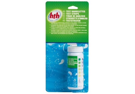 HTH Spa Test strips
